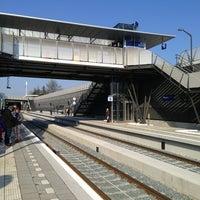 Photo taken at Station Nijverdal by Ellen W. on 4/1/2013