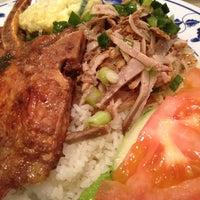 Photo taken at Pho Soc Trang by Theresa V. on 12/31/2012