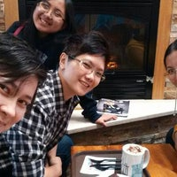 Photo taken at Caribou Coffee by Joanne Sue C. on 12/4/2015