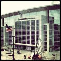 Photo taken at CenturyLink Center by Beth E. on 12/9/2012