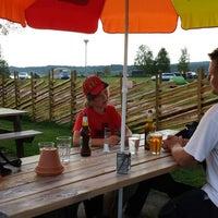 Photo taken at Särna Camping by Åsa L. on 7/29/2014