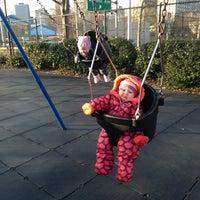 Photo taken at Van Vorhees Playground by jake f. on 3/3/2013