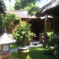 Photo taken at Puri Mas Boutique Resorts & Spa by Kathrin B. on 11/10/2012