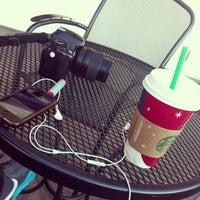 Photo taken at Starbucks by Mish 유. on 12/14/2012