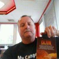 Photo taken at Steak 'n Shake by Jim C. on 8/9/2016