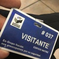 Photo taken at Grupo Nación by XGeneral Z. on 3/7/2016