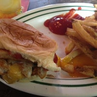 Photo taken at Mother Burger by Mel G. on 5/25/2013