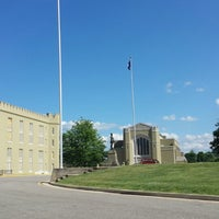 Photo taken at Virginia Military Institute by Joe K. on 6/5/2014