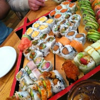 Photo taken at Yuraku Japanese Restaurant by Zaineb Z. on 4/22/2013