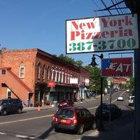 Photo taken at New York Pizzeria by Scott H. on 6/18/2014