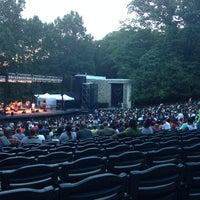 Photo taken at Carter Barron Amphitheatre by Drew B. on 8/15/2014