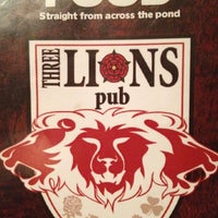 Photo taken at Three Lions Pub by Ben T. on 10/13/2012