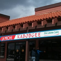 Photo taken at Kabobgee by David y. on 2/21/2013