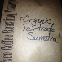 Photo taken at San Francisco Coffee Roasting Co. by danica k. on 9/21/2013
