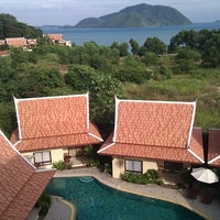 Photo taken at Thai Boutique Resort by Dmitry P. on 1/4/2013