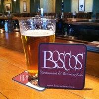 Photo taken at Boscos by Michelle K. on 3/7/2013