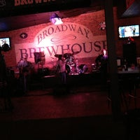 Photo taken at Broadway Brewhouse by Michael C. on 3/31/2013