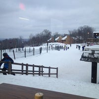 Photo taken at Indianhead Mountain Resort by brandon c. on 1/27/2013