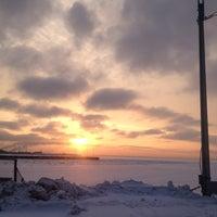 Photo taken at Ленэкспо / Lenexpo by Kira P. on 1/16/2013