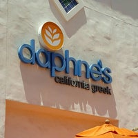 Photo taken at Daphne's California Greek by Rudy V. on 7/20/2016