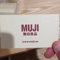 Photo taken at MUJI 無印良品 by John T. on 6/22/2013