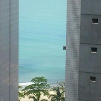 Photo taken at Comfort Hotel Fortaleza by Flavia S. on 11/7/2012
