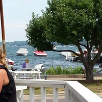 Photo taken at Chuck's Lakeshore Inn by Robin R. on 8/10/2014