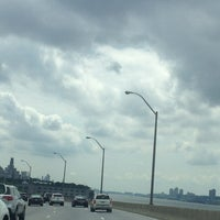 Photo taken at West Side Highway by Marshall M. on 8/7/2013