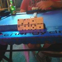 Photo taken at Music Bar & Lounge by Ruben Dario B. on 3/23/2013