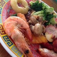 Photo taken at Salon China Restaurant by Felipe C. on 3/23/2013