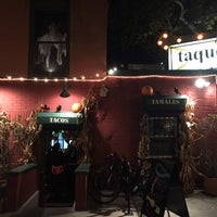 Photo taken at Taqueria Downtown by Chris K. on 11/4/2015