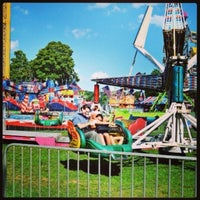 Photo taken at Ulster County Fairgrounds by outoftowntownie J. on 8/4/2013