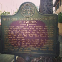 girl scout first headquarters   historic district south