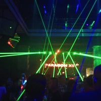Photo taken at Paragon X3 SuperClub Ultimate Dance Club by Sufi A. on 5/28/2016