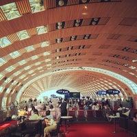 Photo taken at Paris Charles de Gaulle Airport (CDG) by Asai M. on 6/30/2013