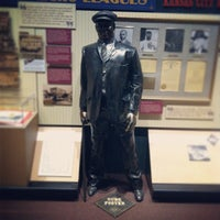 Photo taken at Negro Leagues Baseball Museum by Corey J. on 3/16/2013