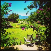Photo taken at Frog's Leap Winery by Kathy J. on 6/30/2013