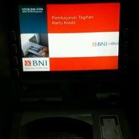 Photo taken at Bank BRI by Romi H. on 10/4/2012