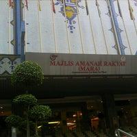 Photo taken at Medan Mara by Abdullah M. on 12/24/2012