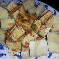 Photo taken at Taiwanese Specialties 老華西街台菜館 by Simon W. on 10/1/2012
