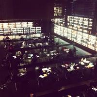 Photo taken at Biblioteca Museo Reina Sofía - Edificio Nouvel by Carlos Z. on 10/25/2012
