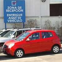 Photo taken at Planta Revisión Técnica TUV by Jean M. on 6/3/2013