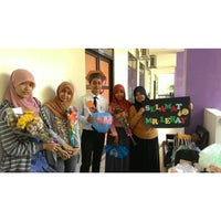 Photo taken at Gedung D FKIP UNS by Dhini A. on 8/28/2014
