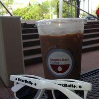 Photo taken at Lattetude Coffee Lounge & Bistro by Whit E. on 4/17/2013