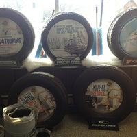 Photo taken at Bangor Tire Company by Garrett W. on 1/8/2013
