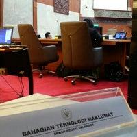 Photo taken at Dewan Undangan Negeri Selangor by 💋Eizat O. on 4/4/2016