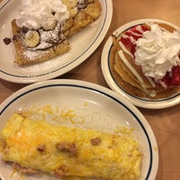 Photo taken at IHOP by Leandro N. on 11/22/2015