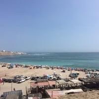 Photo taken at Playa El Silencio by Lucero C. on 2/27/2016