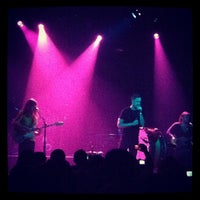 Photo taken at Irving Plaza by Lauren D. on 9/8/2012