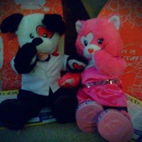 Photo taken at Build-A-Bear Workshop by April on 2/4/2012